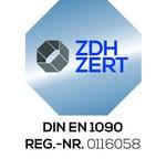 Verlängerung der Zertifikate DIN EN 1090 und DIN EN ISO 3834